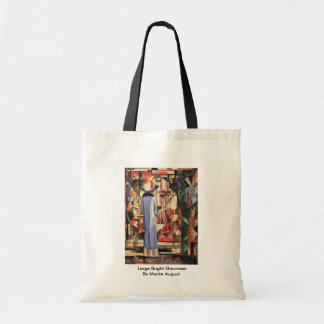 Large Bright Showcase By Macke August Tote Bag