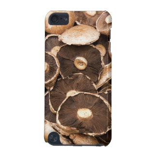 Large, Brown, Fresh, Edible Mushrooms iPod Touch (5th Generation) Covers