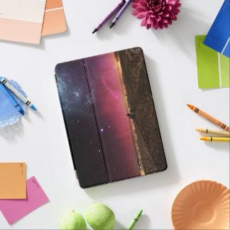 Large Case Never Lose Your Wonder Fractalscape iPad Pro Cover