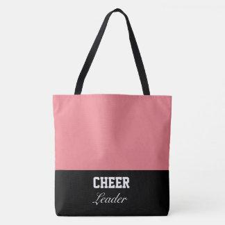 Large Cheerleader Tote Bag
