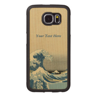 Large Cresting Blue Ocean Waves With Boats iPhone 6 Plus Case