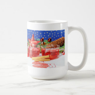 Large cup glad Christmas