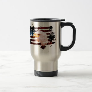 Large Eagle Travel Mug