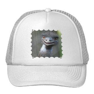 Large Emu  Baseball Hat