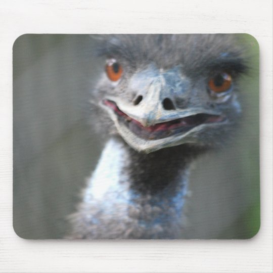 Large Emu  Mouse Pad