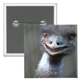 Large Emu  Pin