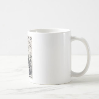 Large Fat Lady Coffee Mug