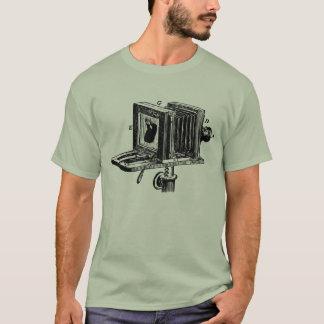 Large Format Bellows Camera T-Shirt