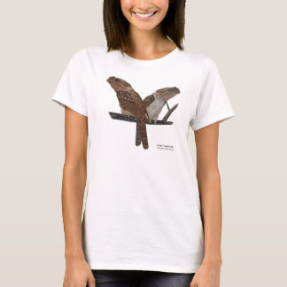 Large Frogmouth T-Shirt