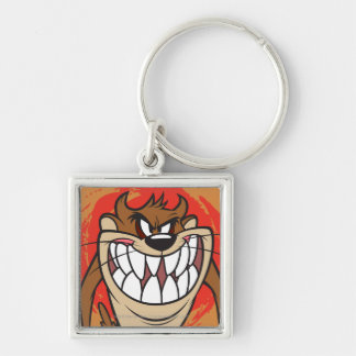 Large Grin TAZ™ Key Ring