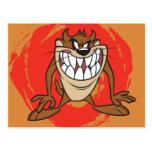 Large Grin TAZ™ Post Card