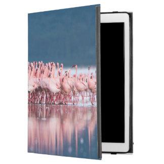 """Large Group Of Lesser Flamingos iPad Pro 12.9"""" Case"""