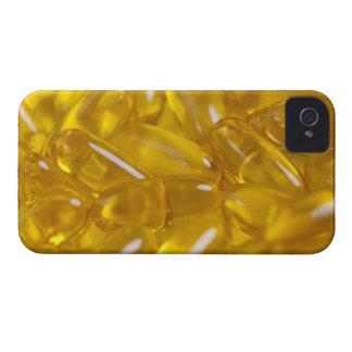 Large group of medicine capsules iPhone 4 Case-Mate case