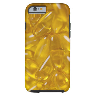 Large group of medicine capsules tough iPhone 6 case