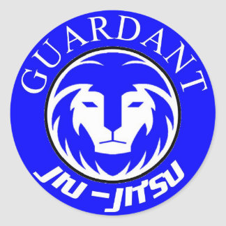 Large Guardant Stickers