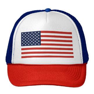 Large High Quality US Flag Cap