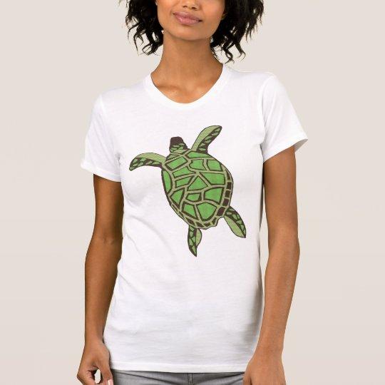 Large Honu lady's shirt