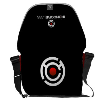 Large IronCore Labs messenger bag