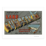 Large Letter Scenes - Lake Cumberland, KY Post Cards