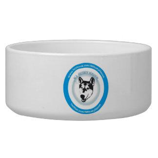 Large Logo Dog Bowl