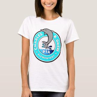 Large Logo, White - Women's T-Shirt