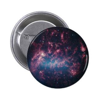 Large Magellanic Cloud 6 Cm Round Badge