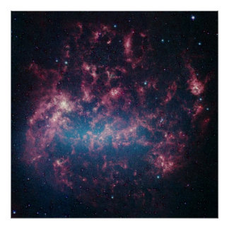 Large Magellanic Cloud Poster