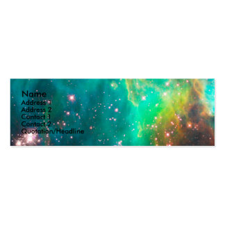 Large Magellanic Cloud Profile Card Pack Of Skinny Business Cards