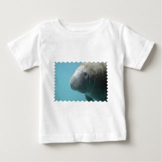 Large Manatee Underwater Shirt