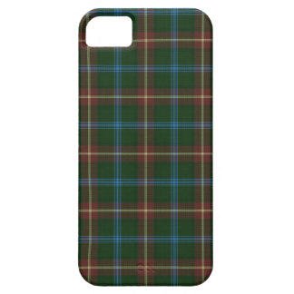 Large Manitoba tartan Barely There iPhone 5 Case