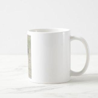 Large Mastiff Dog Basic White Mug