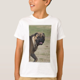 Large Mastiff Dog T-Shirt