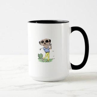 Large Meerkat Mug! Mug
