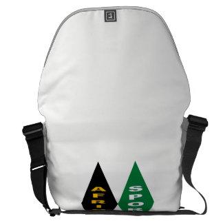 Large Messenger Bag AFRICA SPORT