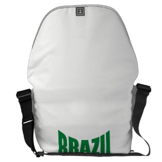Large Messenger Bag BRAZIL