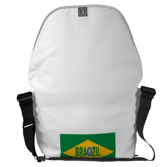 Large Messenger Bag BRAZIL 18