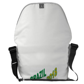 Large Messenger Bag BRAZIL 2018