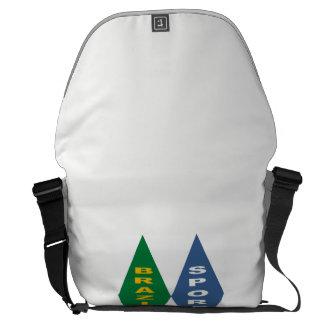 Large Messenger Bag BRAZIL SPORT
