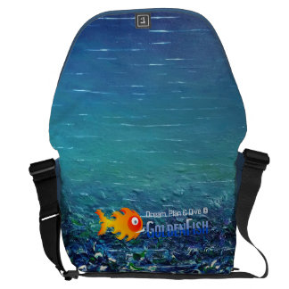 Large Messenger Bag - mydive