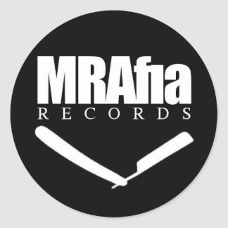 Large MRAfia Sticker