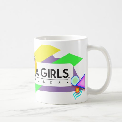 Large Mug : California Girls Skateboards