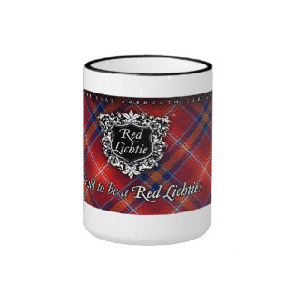 Large Mug - Proud to be a Red Lichtie! -