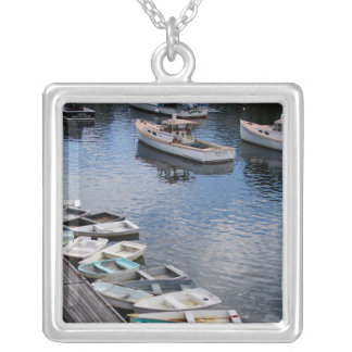 Large Necklace PHOTOGRAPH OF BOATS
