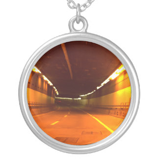 Large Necklace PHOTOGRAPH OF TUNNEL 3