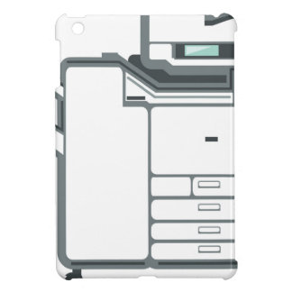 Large office printer cover for the iPad mini