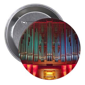 Large organ round button