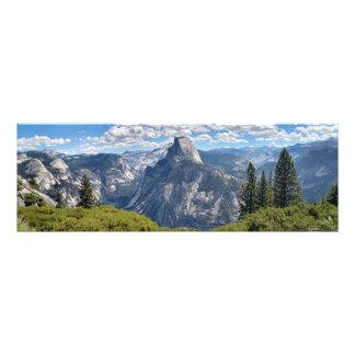 Large Panorama of Half Dome Photographic Print