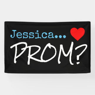 Large Promposal Personalized Prom Banner Sign