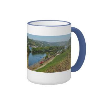 Large Ringer cup powder-blue central Rhine Valley Ringer Mug