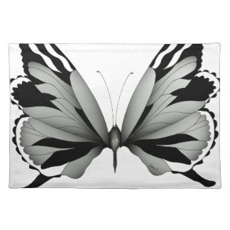 Large Sage Foxtail Butterfly Placemat